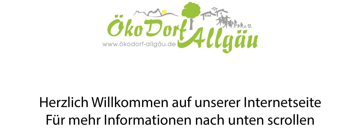 Öko Dorf Allgäu e.V.
